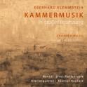Klemmstein, Eberhard : Musique de chambre pour grands ensembles