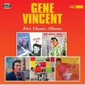 Five Classic Albums / Gene Vincent