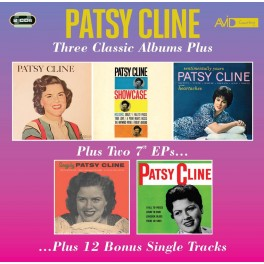 Three Classic Albums Plus / Patsy Cline