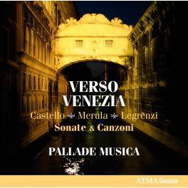 Verso Venezia - Sonate & Canzoni
