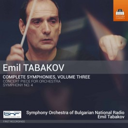 Tabakov : Intégrale des Symphonies - Vol.3