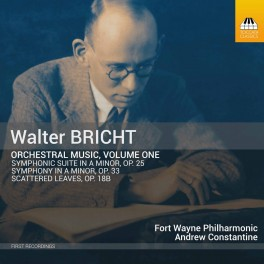 Bricht, Walter : Musique Orchestrale Volume 1