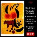 Villa-Lobos : 3 Sonates
