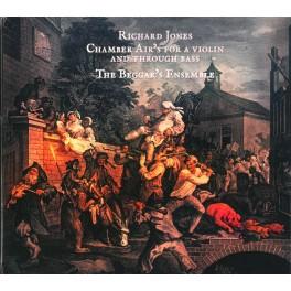 Jones, Richard : Chamber Air's for violin and through bass