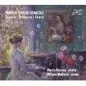 Franck - Fauré - Debussy : Sonates françaises pour violon