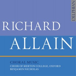 Allain, Richard : Musique Chorale