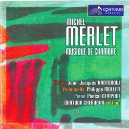 Merlet : Musique de Chambre
