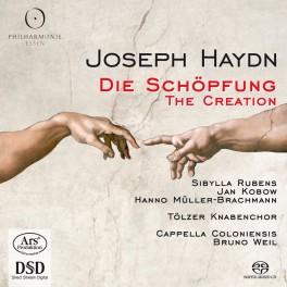 Haydn : La Création