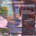 Schumann - Chostakovitch : Quintettes avec piano