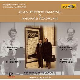 Récital / Jean-Pierre Rampal & András Adorján