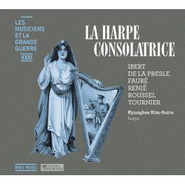 Les Musiciens et La Grande Guerre Vol.31 : La Harpe Consolatrice