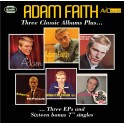 Three Classic Albums / Adam Faith