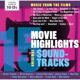 15 Movie Highlights - Original Soundtracks
