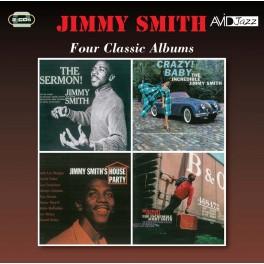 Four Classic Albums / Jimmy Smith