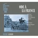 Les Musiciens et La Grande Guerre Vol.32 : Ode à la France