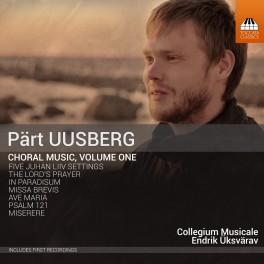 Uusberg, Pärt : Musique Chorale