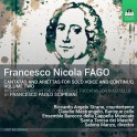 Fago : Cantates pour voix seule et continuo - Vol. 2