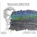 Britten : Intégrale des Oeuvres pour guitare