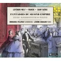 Fantaisies du Second Empire - Harmonium & Piano en duos
