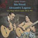Ida Presti & Alexandre Lagoya Live, 1962 - 1963 / Legendary Treasures