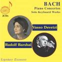Bach : Concertos pour piano & Oeuvres pour piano solo