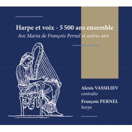 Harpe et Voix - 5500 ensemble
