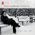 Scriabine - Fauré - Chopin : Impromptus / Katya Apekisheva