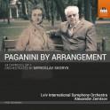 Skoryk : Paganini Par Arrangement