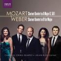 Weber - Mozart : Quintettes avec clarinette