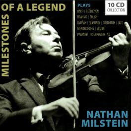 Milestones of a Violin Legend / Nathan Milstein