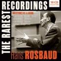 Milestones of Legend - The Rarest Recordings / Hans Rosbaud