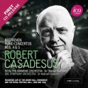 Beethoven : Concertos pour piano n°4 et 5 / Robert Casadesus (Richard Itter Collection)