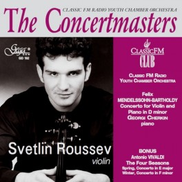 The Concertmasters / Svetlin Roussev