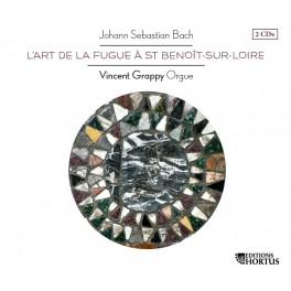 Bach : L'Art de la Fugue à St-Benoît-Sur-Loire