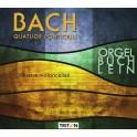 Bach : Petit livre d'orgue / Quatuor Ponticelli