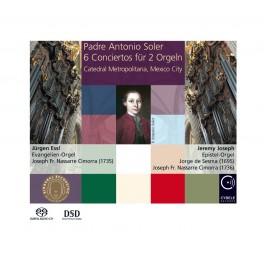 Soler : 6 Concertos pour 2 orgues