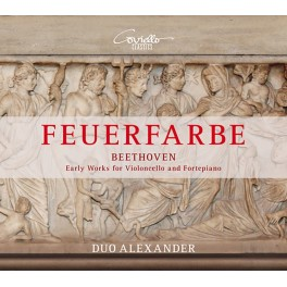 Beethoven : Premières Oeuvres pour Violoncelle et Piano-forte