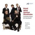 Oeuvres pour Quintette à Vent / Quintette Royal de Stockholm