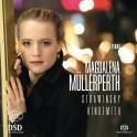 Stravinsky - Hindemith : Piano / Magdalena MŸllerperth