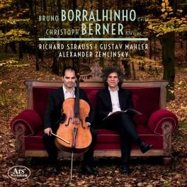 Strauss - Mahler - Zemlinsky : Oeuvres pour violoncelle et piano
