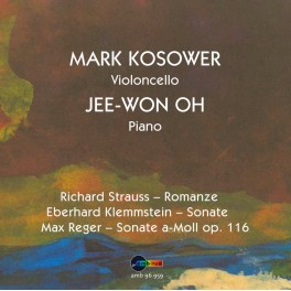 Strauss - Klemmstein - Reger : Oeuvres pour violoncelle et piano