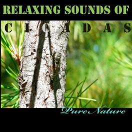 Musique Relaxante avec le Chant des Cigales - Pure Nature