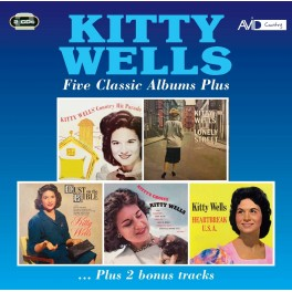 Five Classic Albums Plus / Kitty Wells