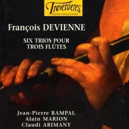 Devienne : Six Trios pour trois flûtes