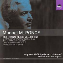 Ponce, Manuel Maria : Musique Orchestrale Vol.1