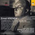 Krenek, Ernst : Musique de Chambre et Mélodies Vol.1