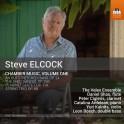 Elcock, Steve : Musique de Chambre Volume 1