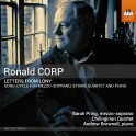 Corp, Ronald : Letters from Lony