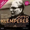 Otto Klemperer dirige Mozart, Beethoven & Brahms (Richard Itter Collection)