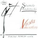 Stamitz & Penderecki : Concertos pour alto